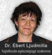 Dr. Ébert Ljudmilla